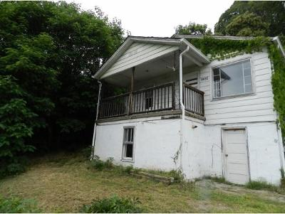 Kingsport TN Single Family Home For Sale: $42,000