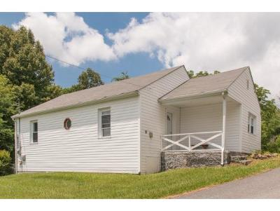 Bristol TN Single Family Home For Sale: $79,900
