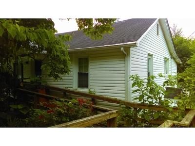 Single Family Home For Sale: 1110 E Market Street