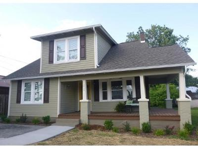 Kingsport TN Single Family Home For Sale: $168,500