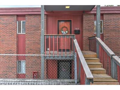 Bristol VA Condo/Townhouse For Sale: $54,500