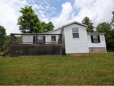 Bristol TN Single Family Home For Sale: $38,500