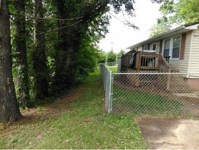 Erwin TN Single Family Home For Sale: $87,000