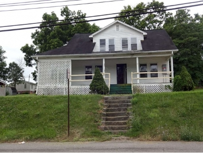 Church Hill Single Family Home For Sale: 126 East Main Blvd