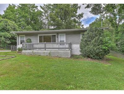 Gray Single Family Home For Sale: 378 Oak Grove Rd.