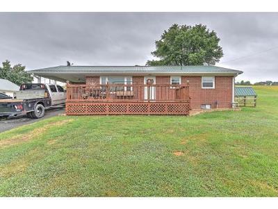 Single Family Home For Sale: 1979 Longs Bend Pike
