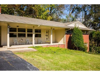 Kingsport Single Family Home For Sale: 4532 Chickasaw Road