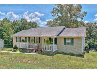 Church Hill Single Family Home For Sale: 116 Sturbridge Ln
