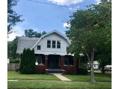Erwin Single Family Home For Sale: 405 Ohio Avenue
