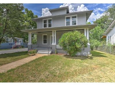 Single Family Home For Sale: 320 Lamont St