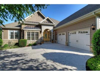 Johnson City Single Family Home For Sale: 1931 Villa Court