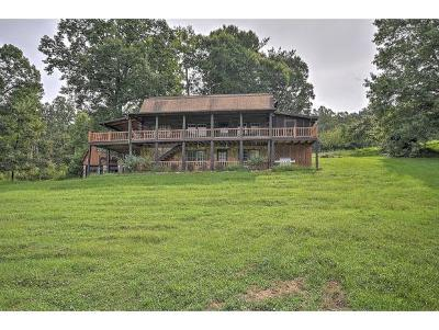 Chuckey Single Family Home For Sale: 270 Bearfield Rd