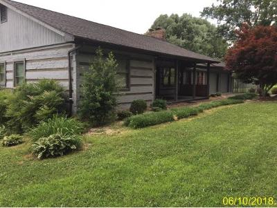 Jonesborough Single Family Home For Sale: 769 Double Springs Rd.