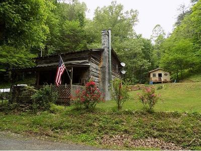 Single Family Home For Sale: 598 Sweet Creek Rd.