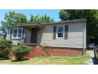 Kingsport Single Family Home For Sale: 652 Bays View