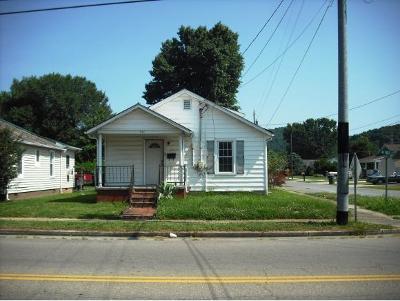 Elizabethton Single Family Home For Sale: 201 W Mill Street