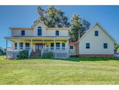 Abingdon Single Family Home For Sale: 27410 Pawnee Dr