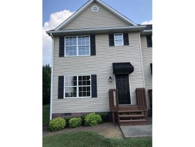 Johnson City Condo/Townhouse For Sale: 617 Hazel St. #301