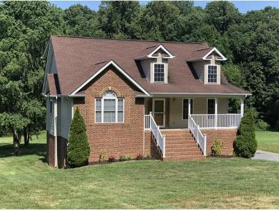Bristol Single Family Home For Sale: 401 Old Jonesboro Road