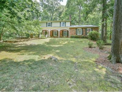 Kingsport Single Family Home For Sale: 4409 Beechcliff Drive