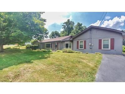 Kingsport TN Single Family Home For Sale: $147,500