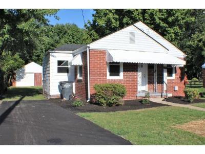 Kingsport Single Family Home For Sale: 2032 Sherwood