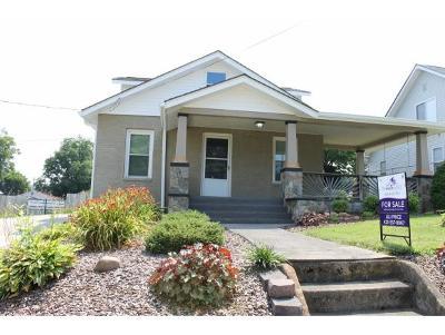 Elizabethton Single Family Home For Sale: 608 S Watauga Ave