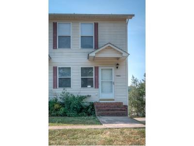 Bristol Condo/Townhouse For Sale: 1340 Old Jonesboro Rd #-