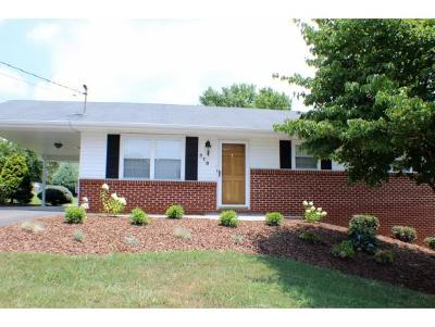 Rogersville Single Family Home For Sale: 310 Western Heights Dr