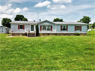 Single Family Home For Sale: 1741 Luther Memorial Rd