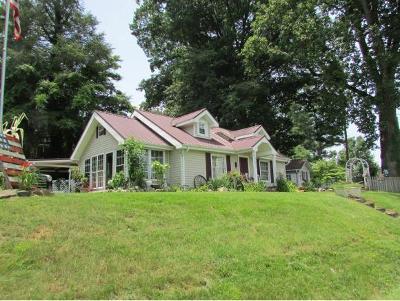 Elizabethton Single Family Home For Sale: 605 Carter Blvd
