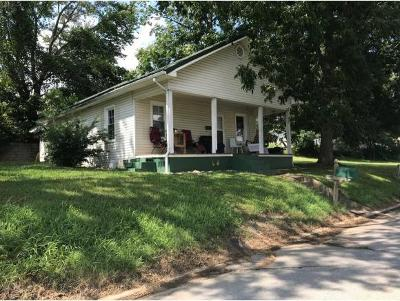 Greeneville Single Family Home For Sale: 110 Unaka