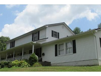 Kingsport Single Family Home For Sale: 3717 Glen Alpine Road