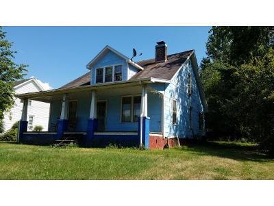 Church Hill Single Family Home For Sale: 226 E Main Blvd
