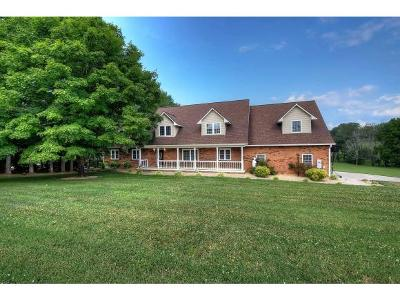 Single Family Home For Sale: 477 Carson Creek Road
