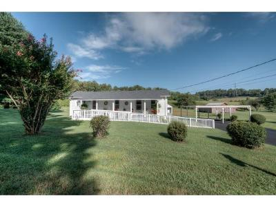 Bluff City TN Single Family Home For Sale: $98,788