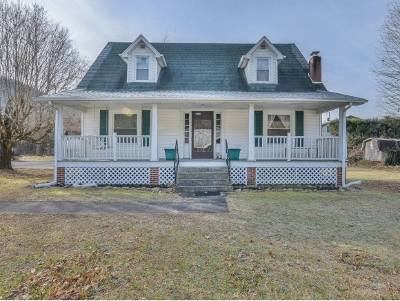 Hampton Single Family Home For Sale: 318 Highway 321