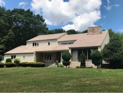 Abingdon Single Family Home For Sale: 60 Fairway Dr.