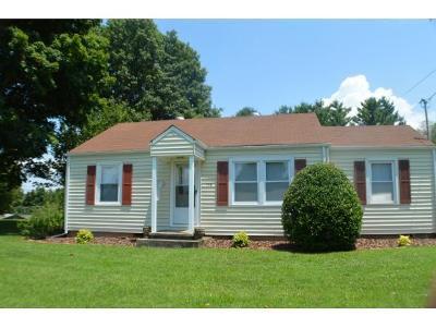 Jonesborough Single Family Home For Sale: 118 N Lincoln Avenue