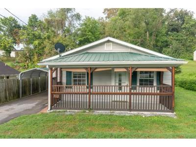 Bristol Single Family Home For Sale: 712 Page Street