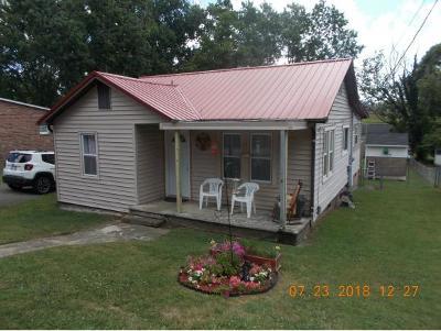 Rogersville Single Family Home For Sale: 604 Scott