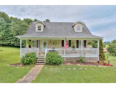 Single Family Home For Sale: 238 Hill Top Circle