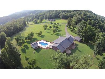 Elizabethton Single Family Home For Sale: 545 Sycamore Shoals