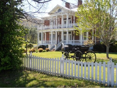 Single Family Home For Sale: 206 Main St The Butler Mansion