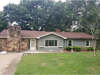 Single Family Home For Sale: 1162 Ridgecrest Avenue