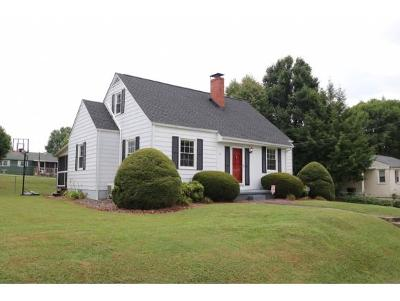 Bristol Single Family Home For Sale: 271 Cherokee Road