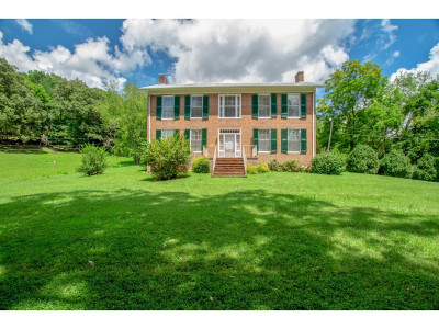 Rogersville Single Family Home For Sale: 575 Burem Road