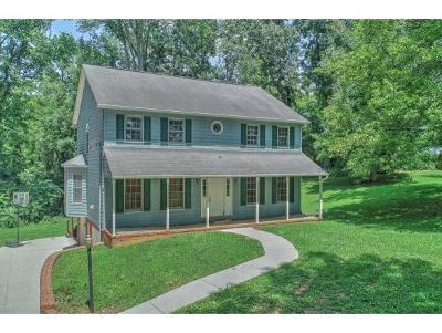 Kingsport Single Family Home For Sale: 708 Beechwood Drive