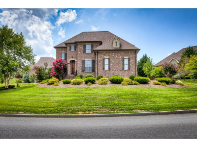 Gray Single Family Home For Sale: 65 Sunset Meadows Court