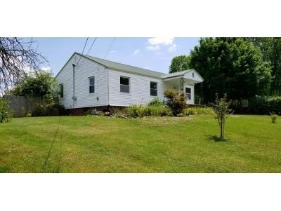 Johnson City TN Single Family Home For Sale: $129,900